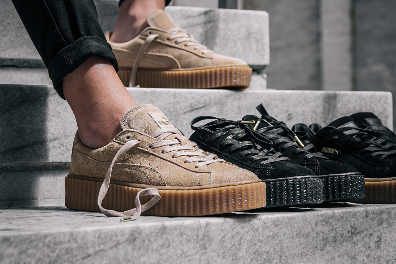 Puma Sneakers Suede Creeper
