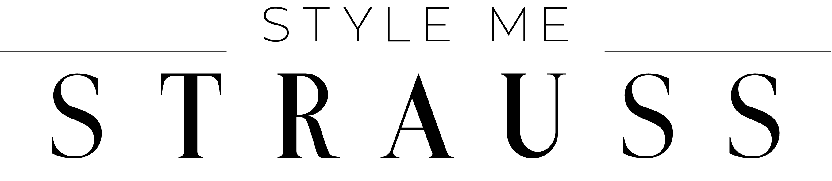 "Style Me Strauss - ""Pioneering the future in fashion"""