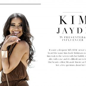 KEEPING UP WITH MTV'S KIM JAYDE ROBINSON | INFLUENCER SERIES