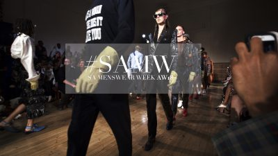 SOUTH AFRICAN MENSWEAR WEEK | SAMW AW18